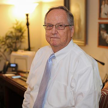 Vice Chancellor Wayne Baker