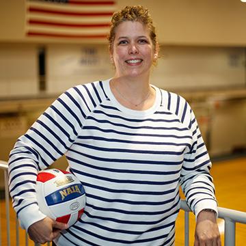 Tori Bartels, Head Coach, Volleyball