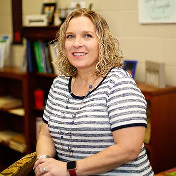 Allison Cahoon, Director, Executive & Professional Enrollment