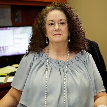 Donna Chapman, Student Accounts Representative