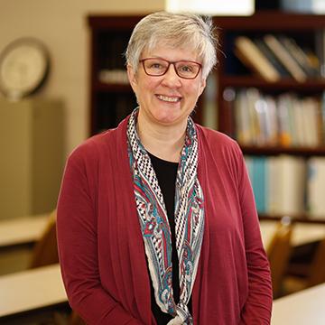 Assistant Professor Becky Coyle