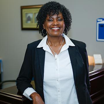 Anita Dandridge, Support Specialist, Jones Library