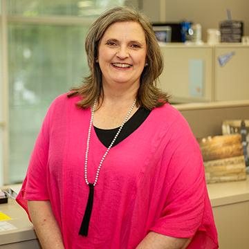 Alicia Dean, Office Manager; Visit Coordinator, Undergraduate Admissions