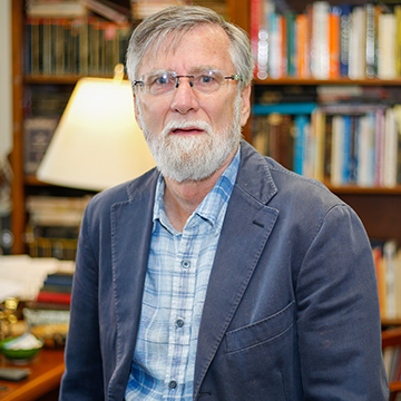 Terry Edwards, Professor of Bible & Humanities; Field Director, Faulkner Study Abroad
