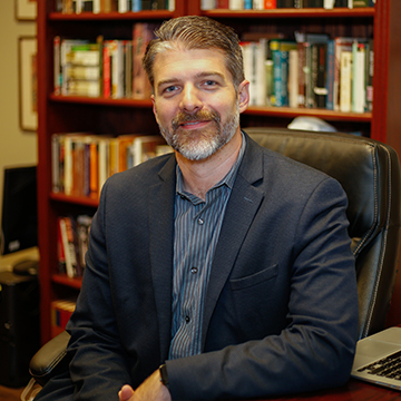 Josh Fullman, Associate Professor of English; Director of Faith & the Academy
