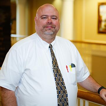 James Gee, Assistant Professor of Biblical Studies