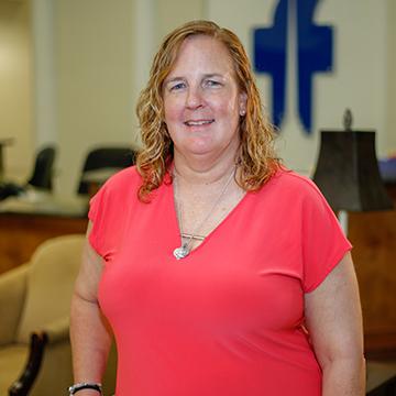 Lecturer Barbara Gibbs