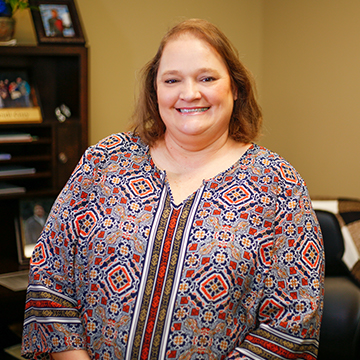 Heidi Guy, Disability Services Coordinator