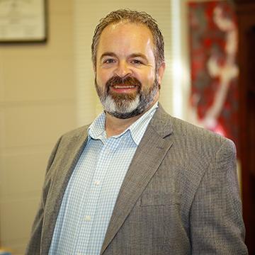 James C. Guy, Chair & Associate Professor, Social & Behavioral Sciences