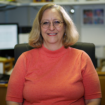 Susan Hammond, Chair and Assistant Professor, Computer Science