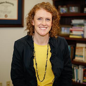 Audrey House, Assistant Professor, Mobile Campus