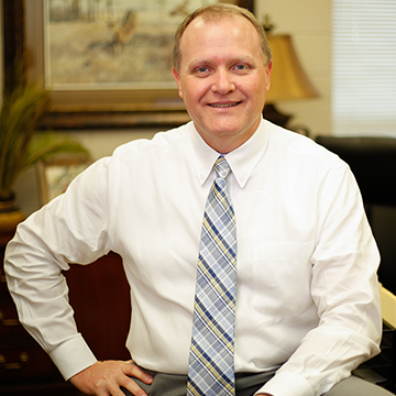 Mark Hunt, Associate Vice President for Executive and Professional Enrollment