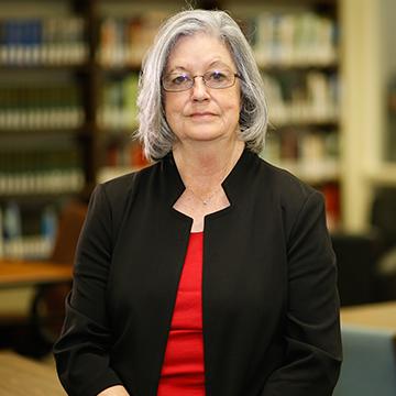 Libraries Director Barbara Kelly