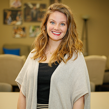 Megan Lee, Admissions Counselo