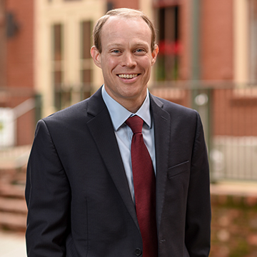 Professor of Law Adam MacLeod