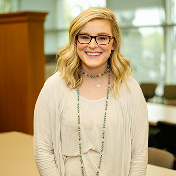 Sydney Maddox, Admissions Counselor