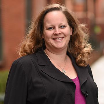 Clinical Associate Kelly McTear