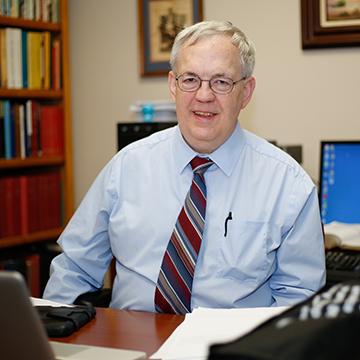 Bruce Morton, Assistant Professor, Bible