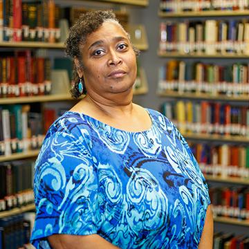 Cheryl Parker, Student Success Representative, Huntsville Extension Center