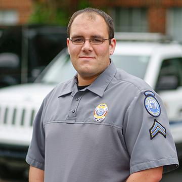 Douglas Griffin, Police Officer