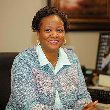 Cynthia Poole, Employment Coordinator, Human Resources