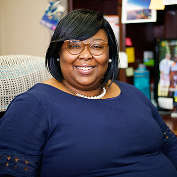 Toni Bedgood, Transcript Clerk, Executive & Professional Enrollment