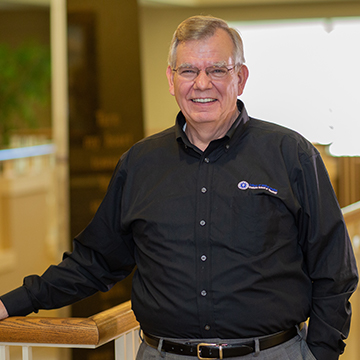Steve Wages, Director of Cloverdale Center for Youth & Family Ministries