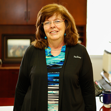 Pam Winstein, Administrative Assistant, Student Services