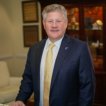 Mike Williams, President, Faulkner University