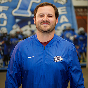 Trey DunbarAssistant Coach Football, Offensive Coordinator