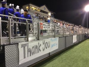 Faulkner University recently hosted Billingsley High School after their football team was told they would be unable to use their home field this season due to safety concerns.