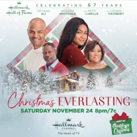 Hallmark movie Christmas Everlasting airs on Nov. 29 at 7 p.m. CT