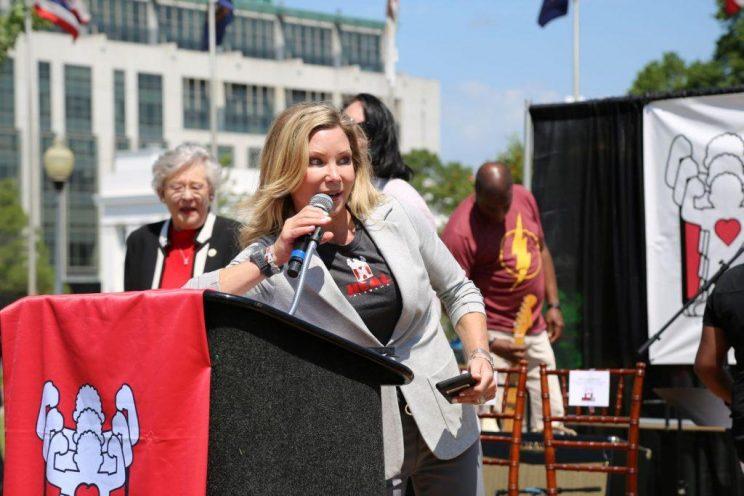 Christy Swaid, founder of HEAL Alabama.