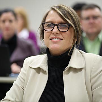 Adult Female Student