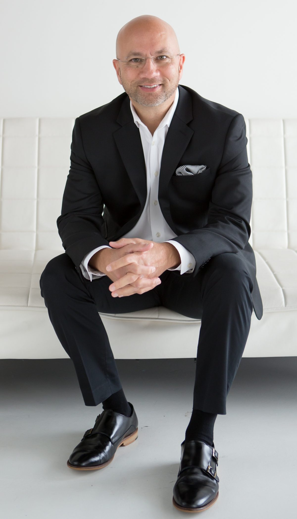 Kevin Arvin, co-partner of e-footprints, a leadership coaching firm.