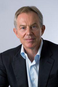 Tony Blair will speak at Faulkner's Benefit Dinner on Oct. 4.