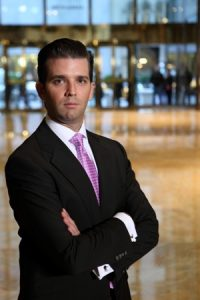 Tickets for Faulkner University's Annual Benefit Dinner featuring Donald Trump, Jr. have sold out.