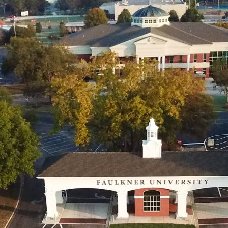 Entrance to the Faulkner University Montgomery Campus