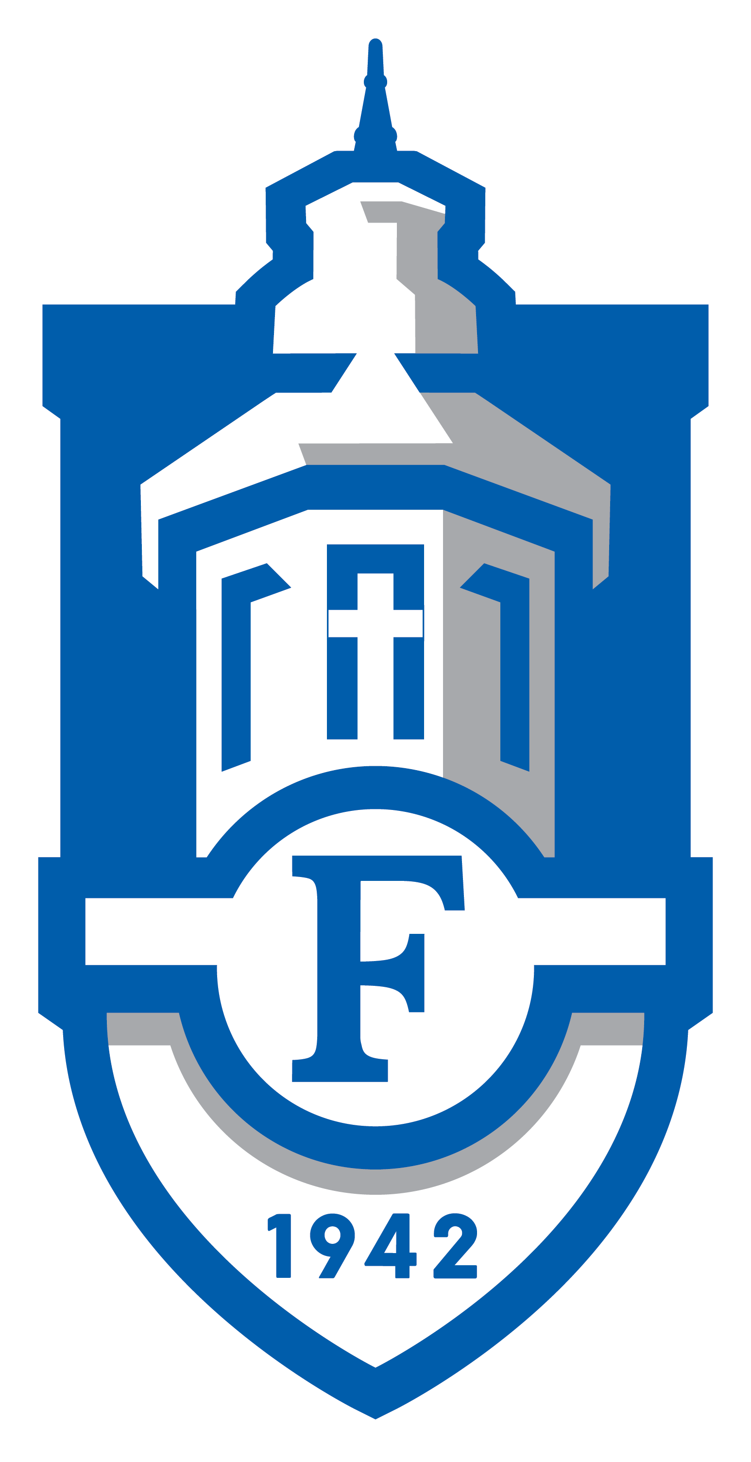 Crest Logo with Shadow