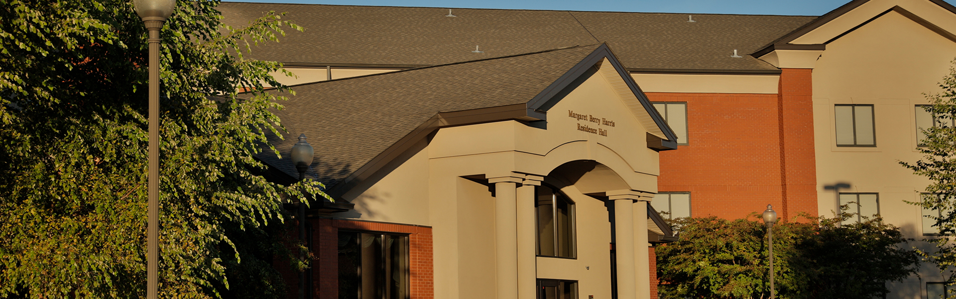 Margret Harris Residence Hall