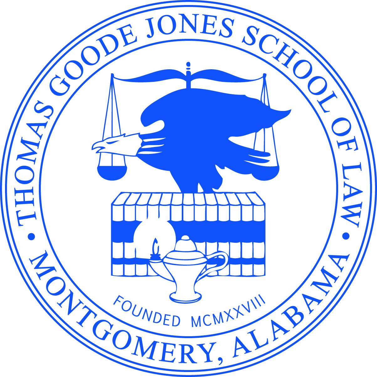 Law Logo Seal